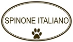 Oval <strong>Spinone</strong> <strong>Italiano</strong>