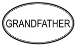 Oval: Grandfather