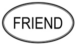 Oval: Friend