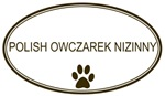 Oval <strong>Polish</strong> <strong>Owczarek</strong> <strong>Nizinny</strong>