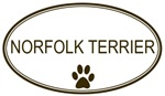 Oval <strong>Norfolk</strong> <strong>Terrier</strong>