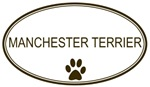 Oval <strong>Manchester</strong> <strong>Terrier</strong>