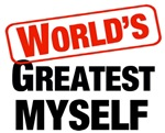 World's Greatest <strong>Myself</strong>