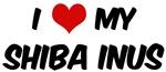 I Love: <strong>Shiba</strong> Inus