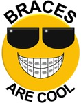 Braces Are Cool with Sunglasses