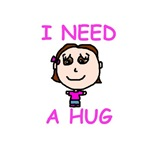 I Need a Hug (Girl)