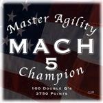 MACH 5 - Agility Awards & Gifts.