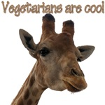 Vegetarians are cool