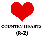 Country Heart (R-Z)