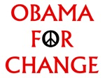 Obama for Change (Peace)