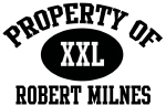 Property of Robert Milnes