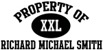 Property of Richard Michael Smith