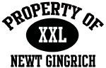 Property of Newt Gingrich