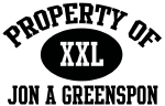 Property of Jon A Greenspon