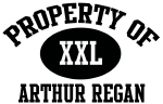 Property of Arthur Regan
