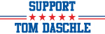 Support TOM DASCHLE