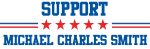 Support MICHAEL CHARLES SMITH