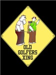 OLD GOLFERS XING