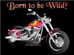 BORN 2B WILD