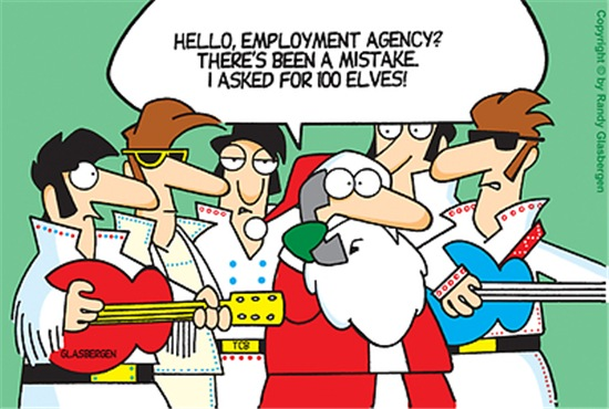 Santa's Rockin Christmas