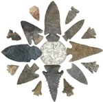 Native American Artifact & Arrowhead Designs
