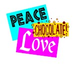 Peace, Love, Chocolate