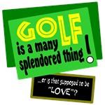 Golf-A Splendored Thing