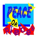 Peace Or Pieces