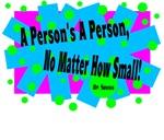 Kids/No Matter How Small-Dr. Seuss