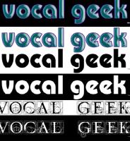 Vocal Geek