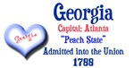 Georgia: The Peach State