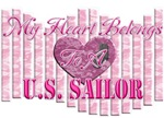 My Heart Belongs To A U.S. Sailor