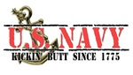 U.S. Navy Kickin' Butt