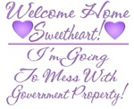 Welcome Home/Going To Mess