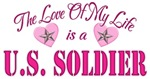 Love Of My Life Is A U.S. Soldier
