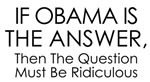 If Obama Is The Answer