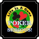 Poker Is Serious