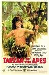 Tarzan of the Apes Poster 1918
