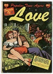Popular Teen-Agers Secrets of Love