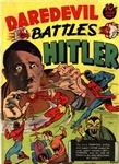 Daredevil Battles Hitler No 1