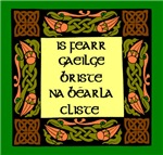 Broken Irish is better than clever english