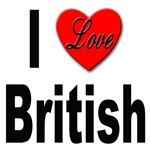 I Love British