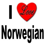 I Love Norwegian