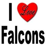 I Love Falcons
