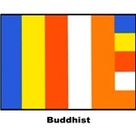Buddhist Buddhism Flag