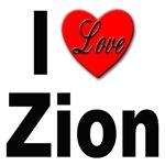 I Love Zion