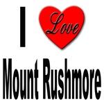 I Love Mount Rushmore