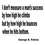 Patton's Measure of Success