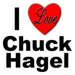 I Love Chuck Hagel
