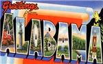 Alabama Greetings